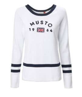 Musto- Woman's Sixty Four Knit