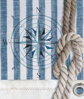 Servetten – Compass And Rope