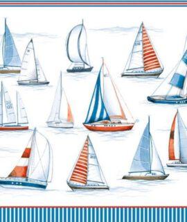 Servetten – Sailing