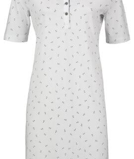 Bloomings – Polo Dress Anchor Print